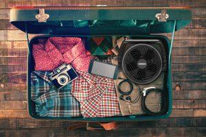 EXPAND4 Lifestyle Suitcase