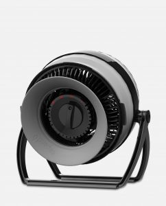 Vornado EXPAND6 Small Travel Air Circulator Controls