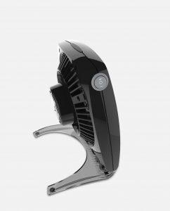Vornado FIT Personal Air Circulator Controls Black