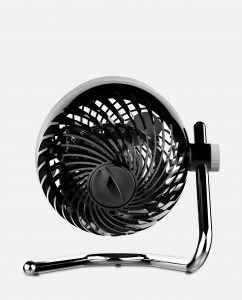 Vornado PIVOT3 Compact Air Circulator Controls