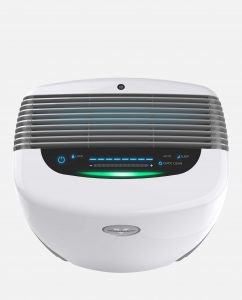 Vornado PCO375DC Energy Smart Air Purifier with Silverscreen and True HEPA Filtration Controls