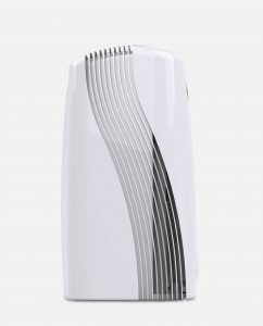 Vornado PCO575DC Energy Smart Air Purifier with Silverscreen and True HEPA Filtration Side