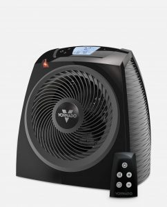 Vornado TAVH10 Whole Room Heater with Auto Climate Black