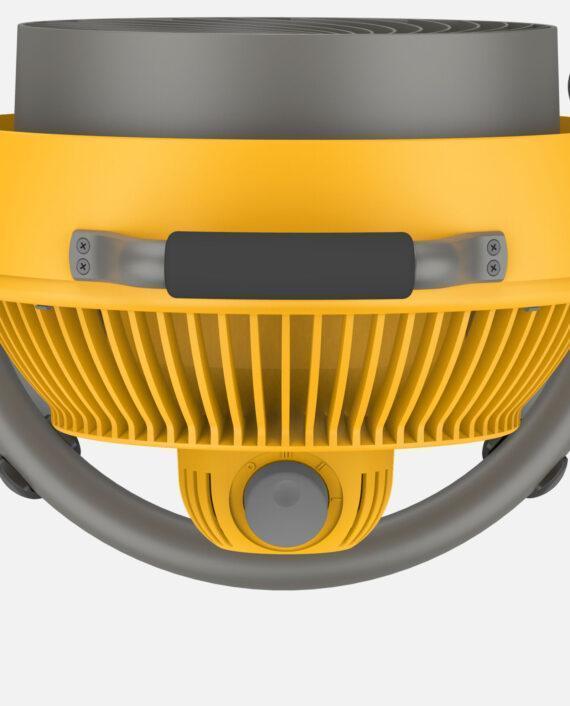 293HD Yellow Controls