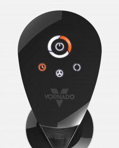 Vornado OSCR32 32″ Oscillating Tower Circulator Controls