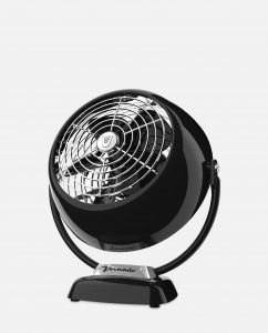 Vornado VINTAGE6 Vintage Air Circulator Black