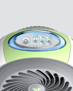 Vornadobaby Breesi LS Medium Nursery Air Circulator Controls