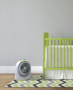 Vornadobaby Breesi LS Medium Nursery Air Circulator Lifestyle