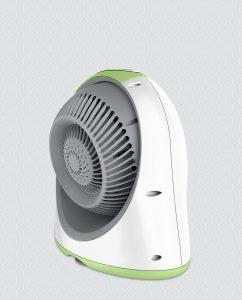 Vornadobaby Breesi LS Medium Nursery Air Circulator Back