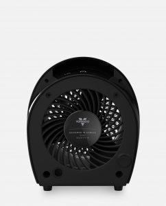 Vornado Velocity 1R Personal Heater Black Back