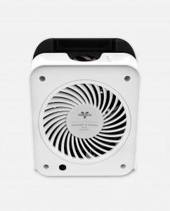 Vornado Velocity 1 Personal Heater Back White