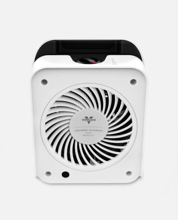 Vornado Velocity 3R Whole Room Heater Back White