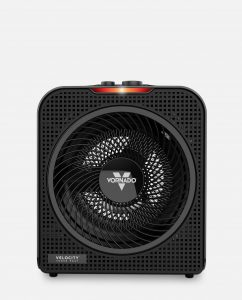 Vornado Velocity 3 Whole Room Heater Front Black