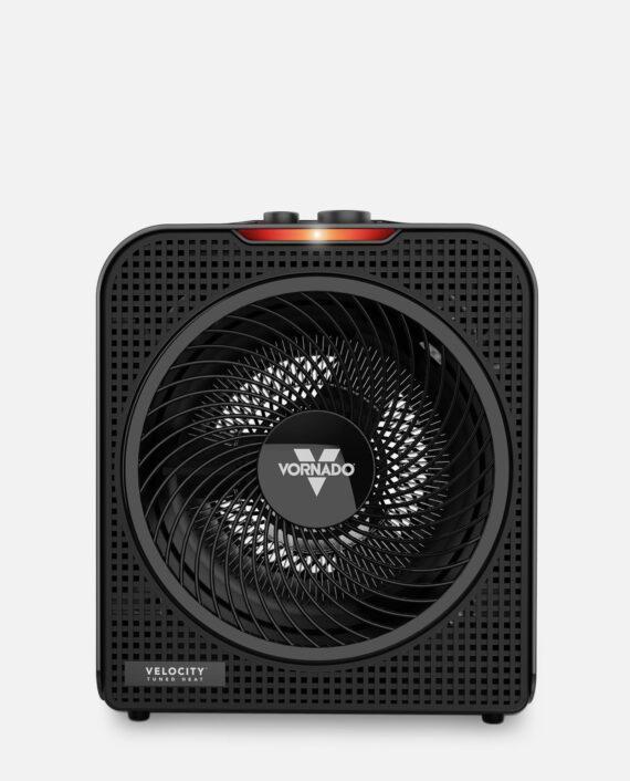 Vornado Velocity 3 Whole Room Heater Front Black