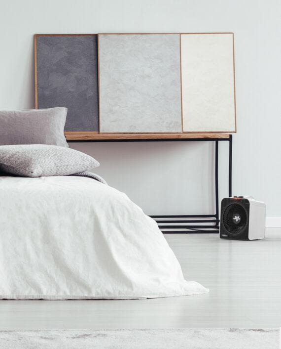 Vornado Velocity 3 Whole Room Heater Lifestyle White