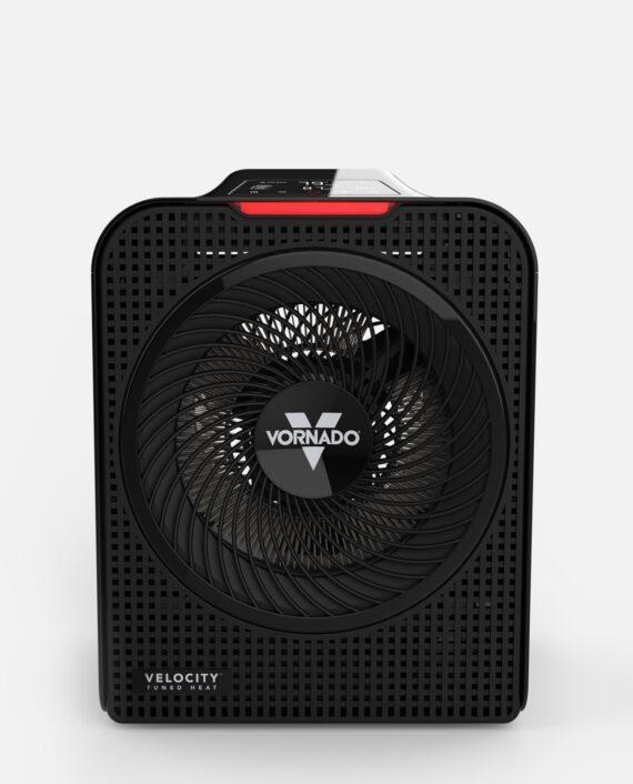 Vornado Velocity 5 Whole Room Heater with Auto Climate Front Black