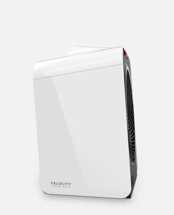 Vornado Velocity 5 Whole Room Heater with Auto Climate Side White